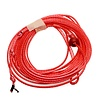North Kiteboarding North / Duotone Red Safety line ( QC ) Quad control bar