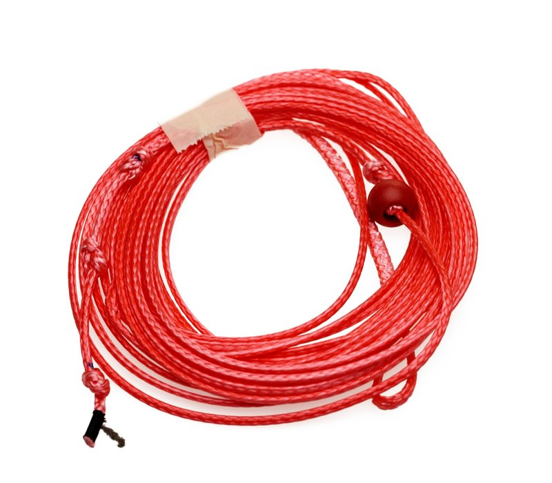 North / Duotone Red Safety line ( QC ) Quad control bar