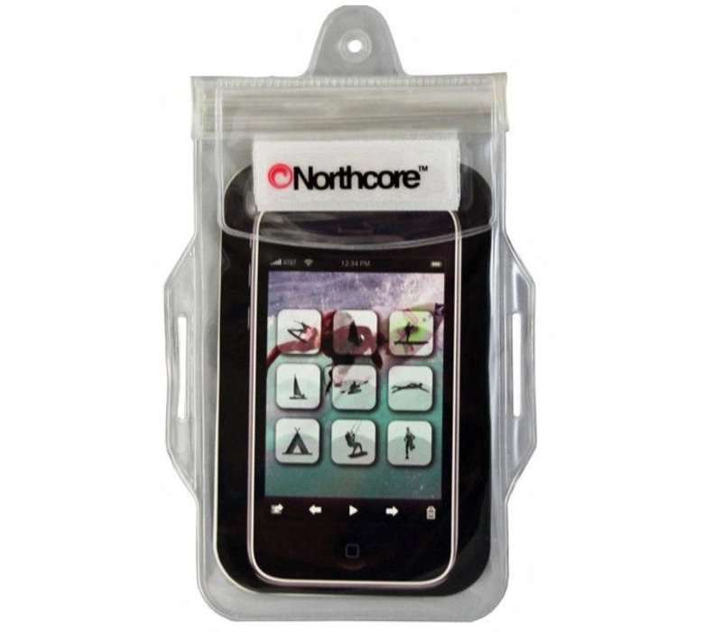 NORTHCORE WATERPROOF KEY & PHONE POUCH