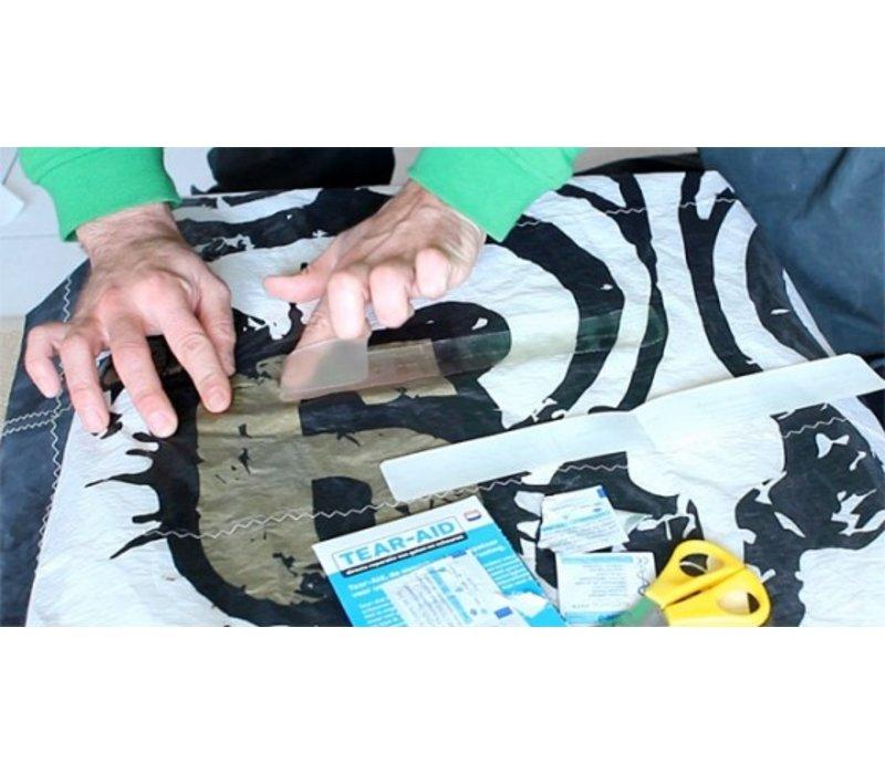 Tear aid reparatie patch 15x15 cm