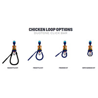 Duotone Chicken Loop for Rope Harness
