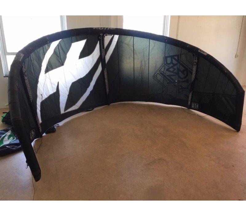 10m F-One bandit 2015 Gebruikt