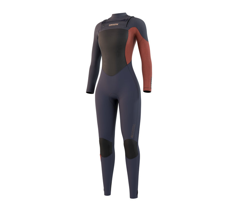 Diva Fullsuit 5/3mm Double Fzip Women