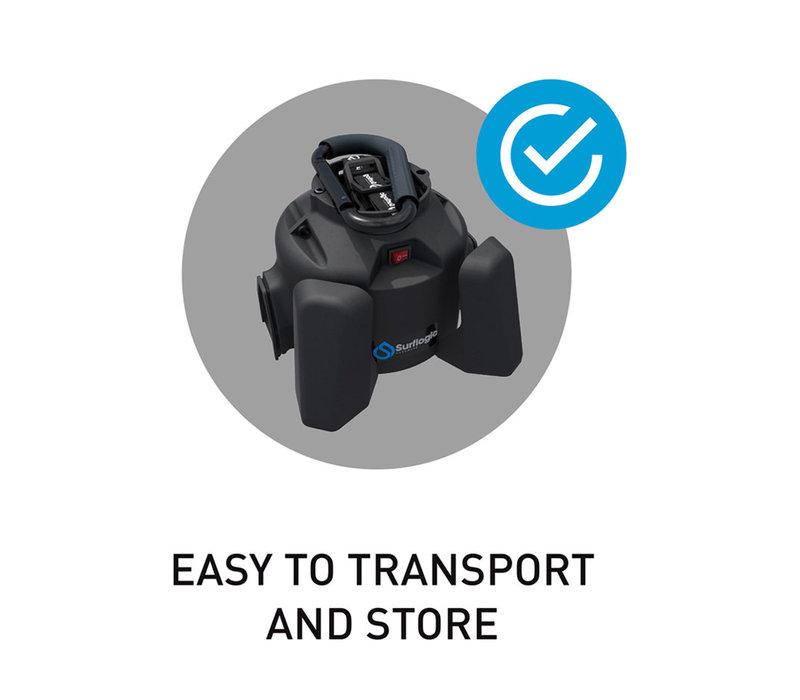 Wetsuit Pro Dryer EU plug