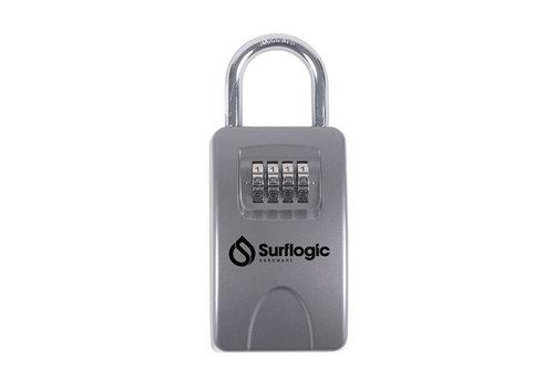 Surflogic Key Lock Maxi Silver