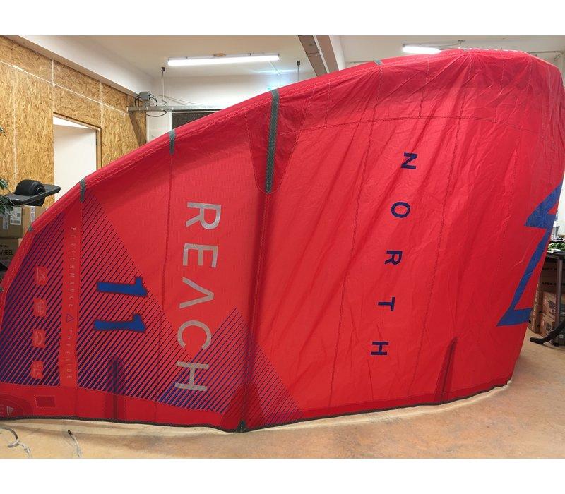 North Reach Red 11m 2020 - Demo