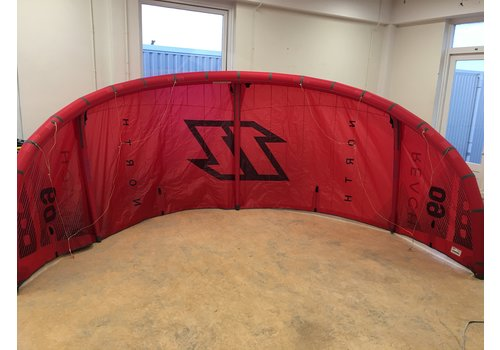 North Kiteboarding North Reach Red 9m 2020 - Demo