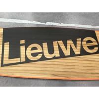 Lieuwe Awesome 145 - used board