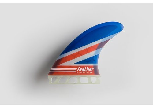 Feather Fins Feather Fins Athlete series single tab Stuart Kennedy