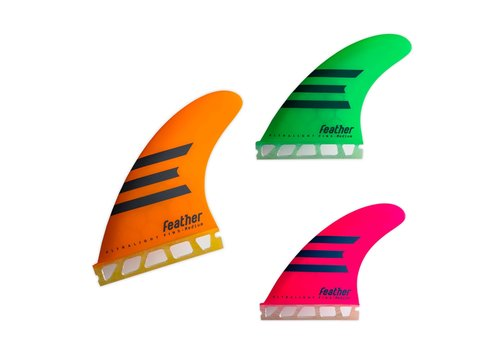 Feather Fins Feather Fins Ultralight Epoxy HC  Single tab Future
