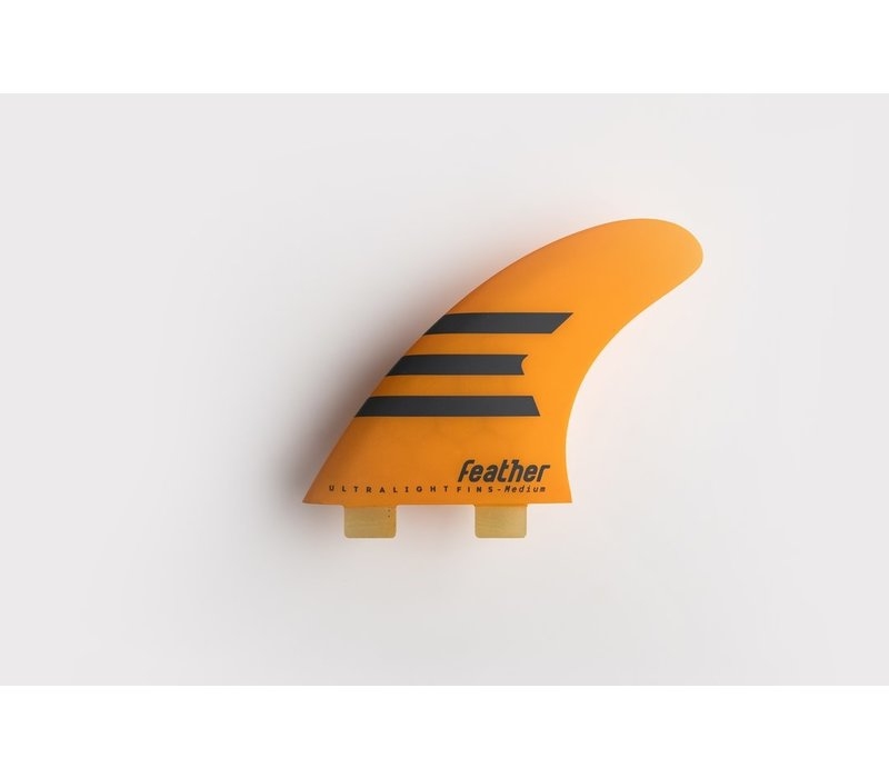 Feather Fins Ultralight Epoxy HC Dual tab