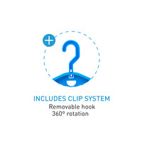 Wetsuit Accessories Hanger Double System