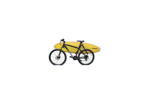 Northcore Lowrider bike board carry rack