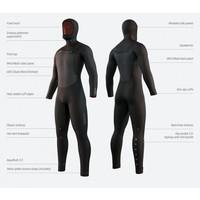 Voltt Hooded Fullsuit 6/4/3mm Fzip - 2022