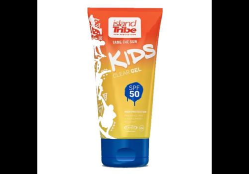 Island Tribe Kids SPF Clear Gel