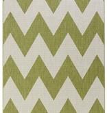 Bougari Buitenkleed - Unique groen/beige