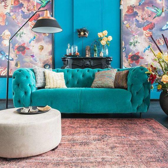 Brinker carpets Perzisch vloerkleed - Moods Oudroze No.04