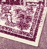 Zala living Vintage Vloerkleed - Bastille Violet
