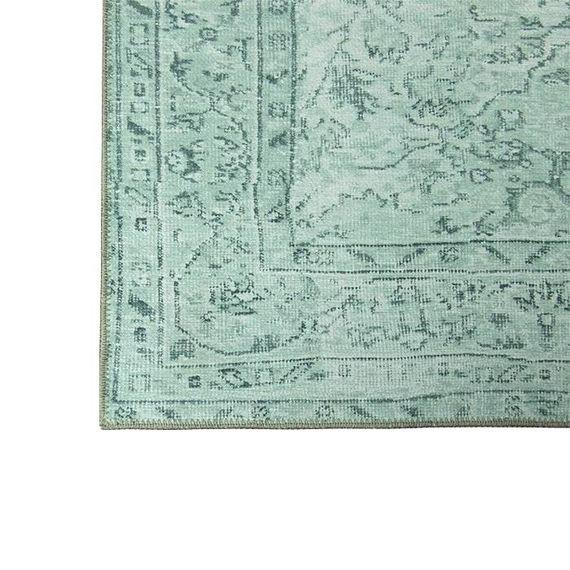 FRAAI Perzisch Tapijt - Moods Mintgroen No.05