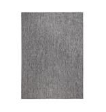 Bougari Buiten vloerkleed - Twin Solid Grijs/Creme