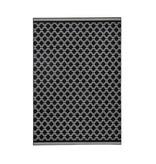 Zala living Modern vloerkleed - Bastille Kring zwart/wit