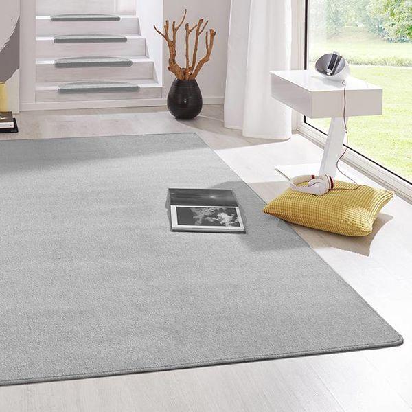 Hanse Home Laagpolig vloerkleed - Fancy grijs