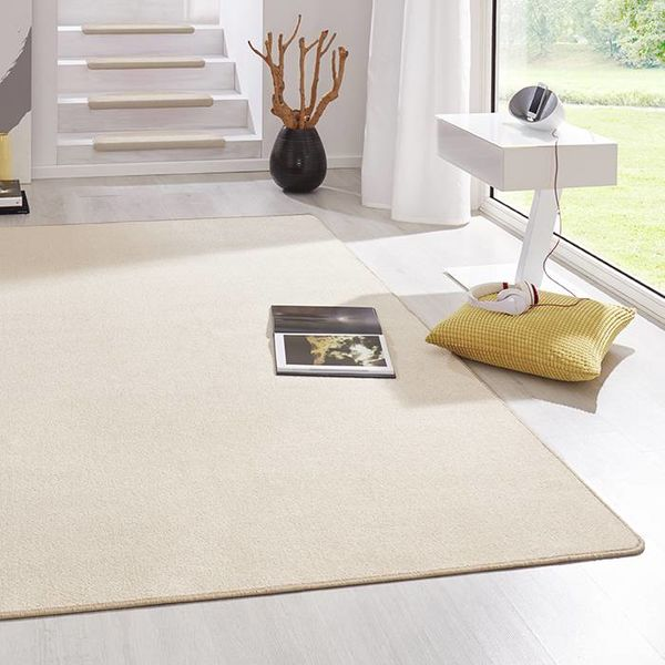Laagpolig vloerkleed - Fancy beige