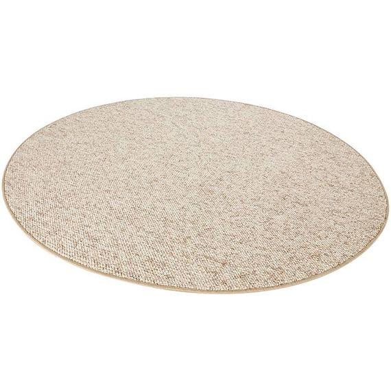 Mint Rugs Rond vloerkleed - Wolly Beige