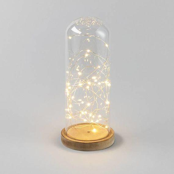 Lifa Living LED stolp met sfeer verlichting