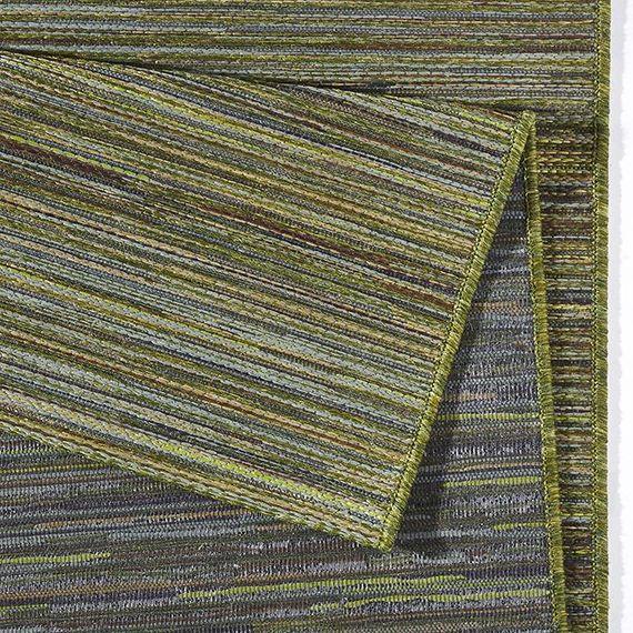 Bougari Buitenkleed - Lotus Groen gemeleerd