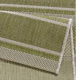 Bougari Buitenkleed - Strap Groen