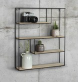 Lifa Living Vintage Wandrek vierkant - Home Living