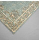 FRAAI Vintage vloerkleed - Famous Blauw