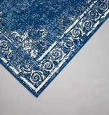 FRAAI Vintage vloerkleed - Famous Donkerblauw 200x290cm