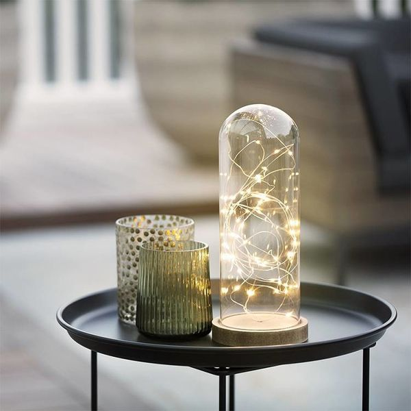 LED stolp met sfeer verlichting