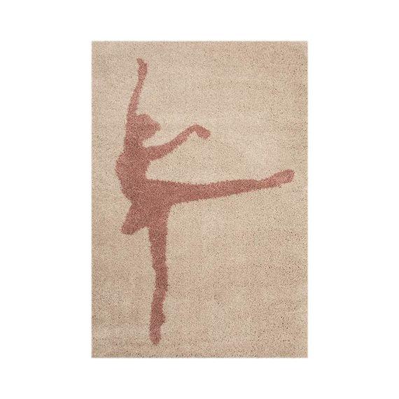 Zala living Kindervloerkleed - Ella ballerina