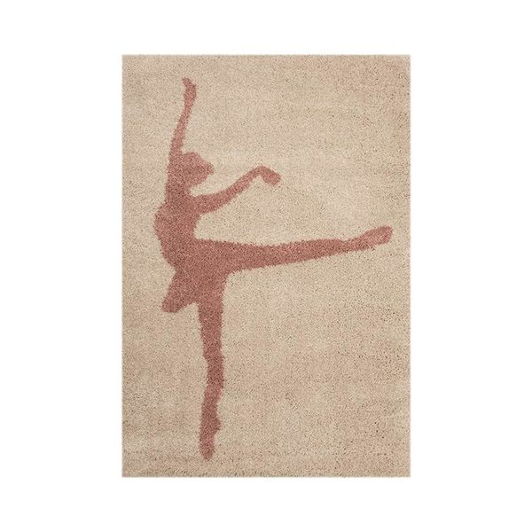 Kindervloerkleed - Ella ballerina