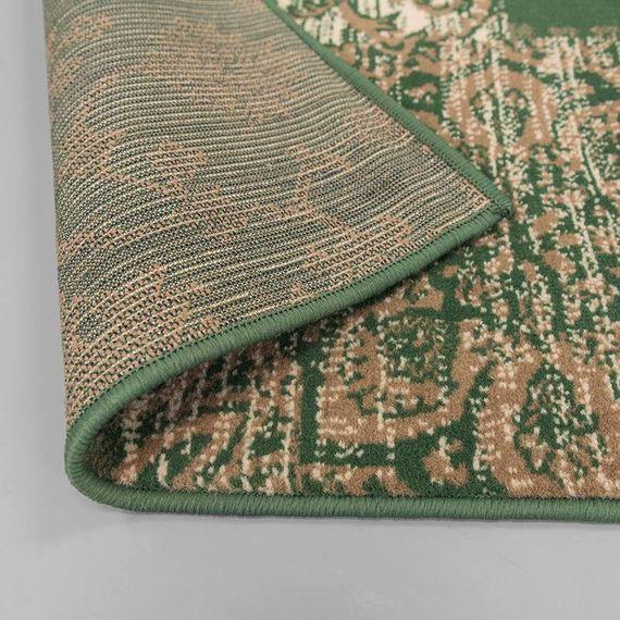 FRAAI Patchwork vloerkleed - Famous Groen