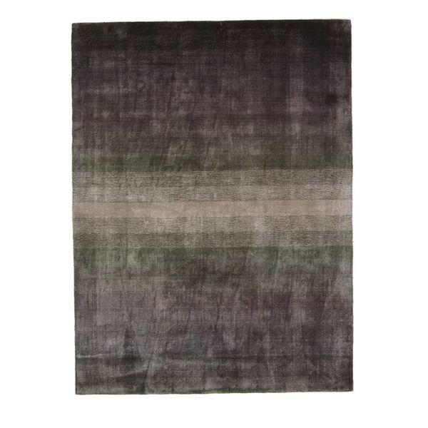 Modern vloerkleed - Varrayon Bruin