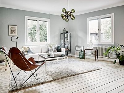 Scandinavisch appartement