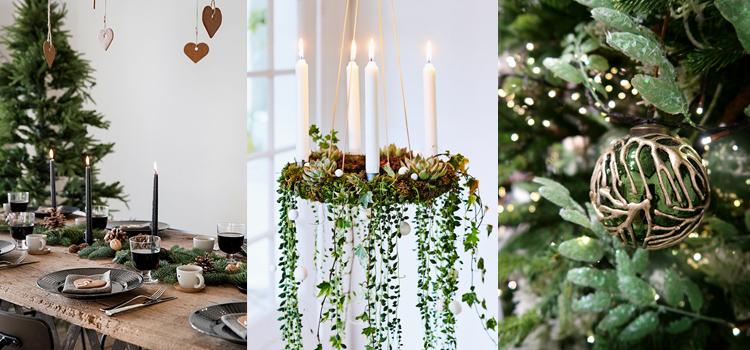 Groene kerst trends 2018