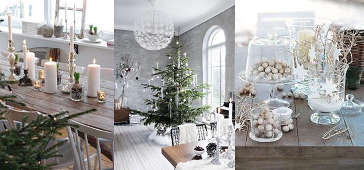 Witte kerst trends 2018