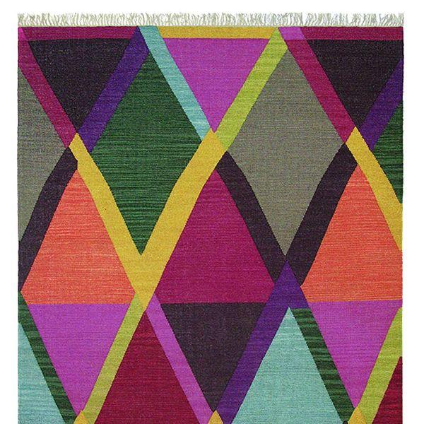 Vloerkleed Kashba - Jewel 48300