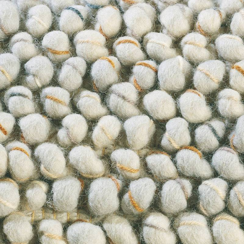 Vloerkleed Cobble - Gebroken Wit 29201 200x300cm