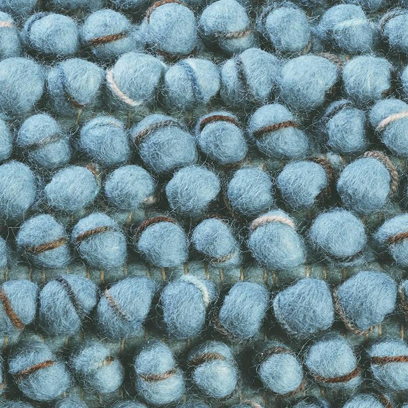 Vloerkleed Cobble - Blauw 29218 200x250cm
