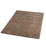 Brinker carpets Wollen vloerkleed  - Salsa 068 Rood/Beige