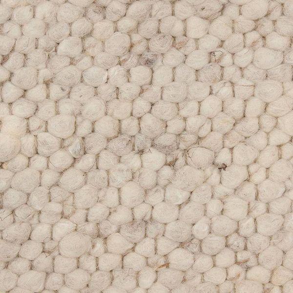 Wollen vloerkleed - Marina 011 Beige