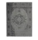 Brinker carpets Vintage Vloerkleed - Meda Grijs