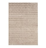 Mint Rugs Viscose Vloerkleed - Shine Bouton Koperbruin