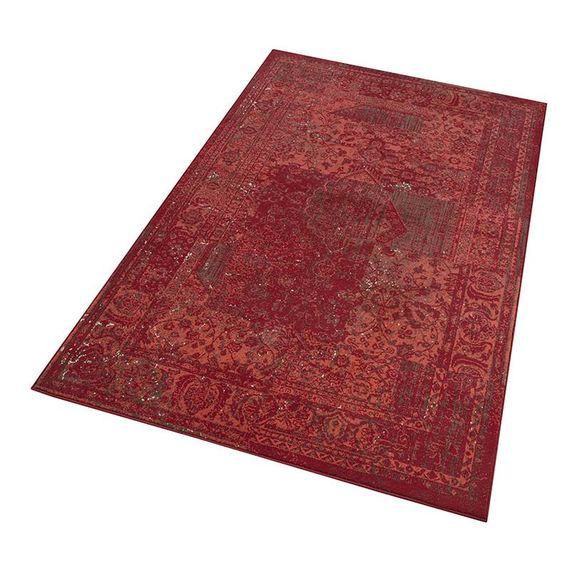Hanse Home Vintage vloerkleed - Susa safira rood